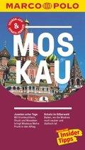 MARCO POLO Reiseführer Moskau