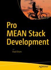 Pro MEAN Stack Development