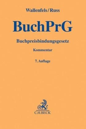 Buchpreisbindungsgesetz (BuchPrG), Kommentar