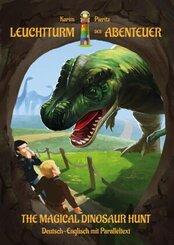 Leuchtturm der Abenteuer The Magical Dinosaur Hunt