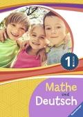 Lern-Detektive - Gute Noten von Anfang an!; Mathe und Deutsch 1. Klasse