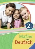 Lern-Detektive - Gute Noten von Anfang an!; Mathe und Deutsch 2. Klasse