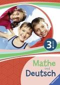 Lern-Detektive - Gute Noten von Anfang an!; Mathe und Deutsch 3. Klasse
