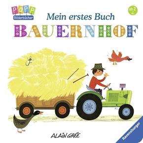 Mein erstes Buch: Bauernhof - Pappbilderbuch
