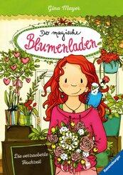 Der magische Blumenladen, Band 5: Die verzauberte Hochzeit; .