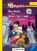 Die Girls vom Gruselinternat - Leserabe 3. Klasse - Erstlesebuch für Kinder ab 8 Jahren