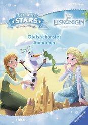 Leselernstars Die Eiskönigin: Olafs schönstes Abenteuer