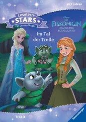 Leselernstars Disney Die Eiskönigin Zauber der Polarlichter: Im Tal der Trolle
