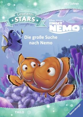 Leselernstars Findet Nemo: Die große Suche nach Nemo