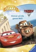 Leselernstars Cars 2 - Einmal um die ganze Welt