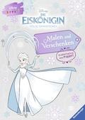 Disney kreativ: Die Eiskönigin Malen und Verschenken - Zauberhaftes aus Papier