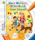tiptoi®: tiptoi® Mein Wörter-Bilderbuch: Unser Zuhause; .