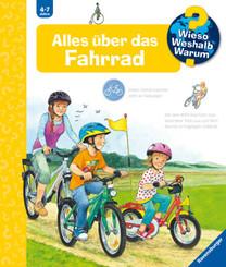 Alles über das Fahrrad - Wieso? Weshalb? Warum? Bd.63