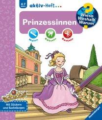 Prinzessinnen - Wieso? Weshalb? Warum? aktiv-Heft