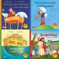 Die schönsten Bibelgeschichten und Gebete für Kinder (20 Expl. (4 Titel))