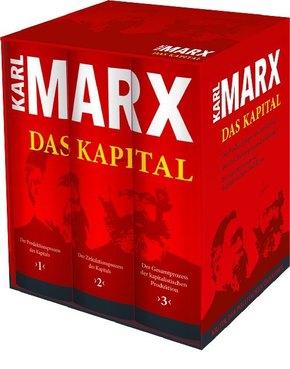Das Kapital, 3 Bde.