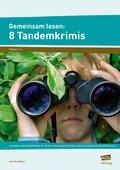 Gemeinsam lesen: 8 Tandemkrimis