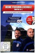 Deine Fussballschule - Taktik 8+1, 1 DVD