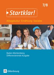 Startklar!, Differenzierende Ausgabe Baden-Württemberg: 7./8. Schuljahr, Schülerbuch