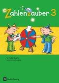 Zahlenzauber, Allgemeine Ausgabe 2016: 3. Schuljahr, Schülerbuch