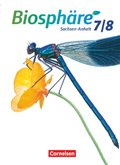 Biosphäre Sekundarstufe I, Gymnasium Sachsen-Anhalt: 7./8. Schuljahr, Schülerbuch
