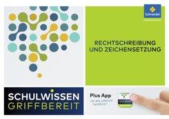 Schulwissen griffbereit - Deutsche Rechtschreibung