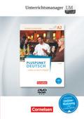 Pluspunkt Deutsch - Leben in Deutschland: Unterrichtsmanager (Gesamtband), DVD-ROM; Bd.A2
