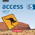 English G Access - Allgemeine Ausgabe: 9. Schuljahr, Audio-CD; .5