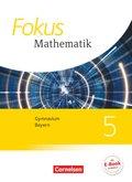 Fokus Mathematik, Gymnasium Bayern 2017: 5. Jahrgangsstufe, Schülerbuch