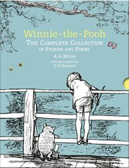 Winnie-the-Pooh: The Complete Collection of Stories and Poems, 4 Vols.