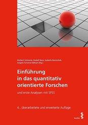Einführung in das quantitativ orientierte Forschen