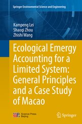 Ecological Emergy Accounting for a Limited System: General Principles and a Case Study of Macao