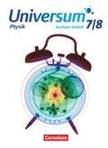 Universum Physik, Gymnasium Sachsen-Anhalt: 7./8. Schuljahr, Schülerbuch