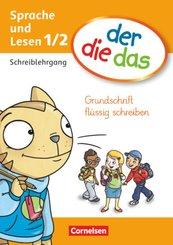 der die das - Erstlesen: der-die-das - Deutsch-Lehrwerk für Grundschulkinder mit erhöhtem Sprachförderbedarf - Erstlesen - 1./2. Schuljahr