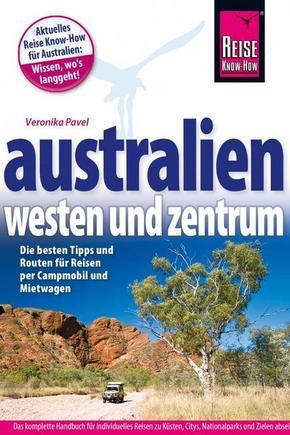 Reise Know-How Australien - Westen und Zentrum