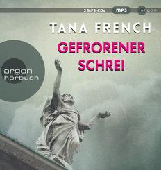 Gefrorener Schrei, 2 MP3-CDs