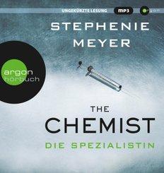 The Chemist - Die Spezialistin, 2 MP3-CD