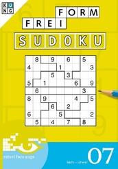 Freiform-Sudoku - Bd.7