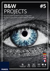 BLACK & WHITE projects 5 (Win & Mac), CD-ROM
