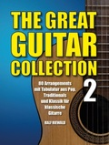 The Great Guitar Collection, für klassische Gitarre - Vol.2