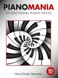 Pianomania: 20 Emotional Piano Pieces, w. MP3-CD