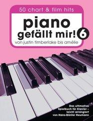 Piano gefällt mir! - Bd.6