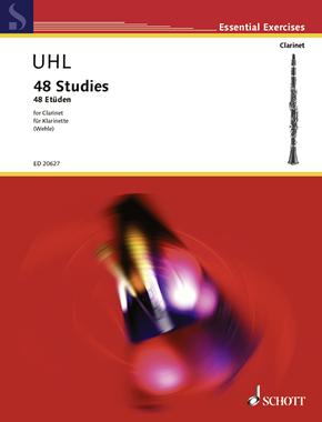 48 Studies for Clarinet