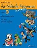 Die fröhliche Klarinette, Lehrbuch Neuauflage - Bd.3