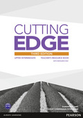 Cutting Edge, Upper-Intermediate, 3rd Edition: Teacher's Resource Book with Resource Disk