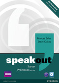 Speakout: Starter Workbook with Key and Audio CD Pack