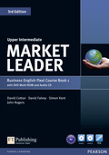 Market Leader Upper Intermediate 3rd edition: Flexi Course Book 1 Pack, w. DVD Multi-ROM a. Audio-CD
