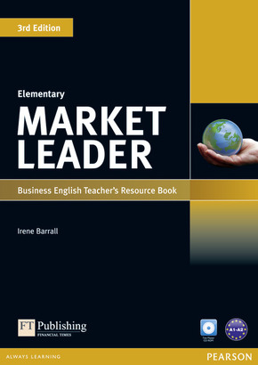 Market Leader Elementary 3rd edition: Teacher's Resource Book/Test Master CD-ROM Pack