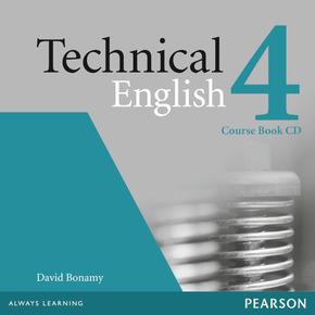 Technical English: Coursebook Audio-CD; Level.4