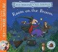 Room on the Broom, w. Audio-CD